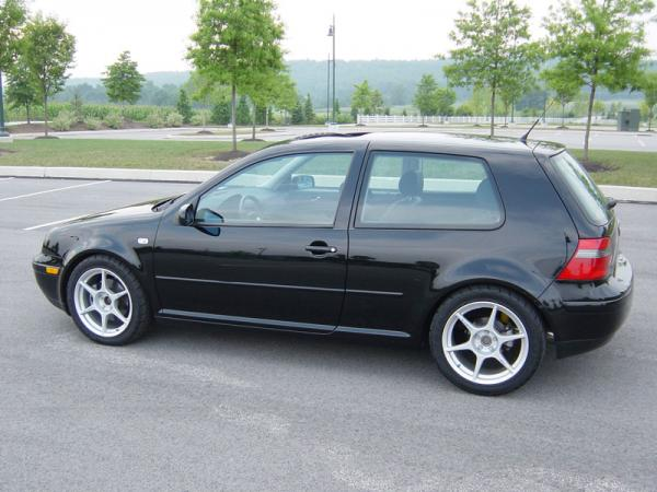 2002 VW GTI 1 8t (Sleeper) - H&R Coilovers, GIAC Chip, 3